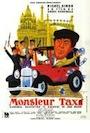 Taxis cinéma - Film français - Monsieur Taxi