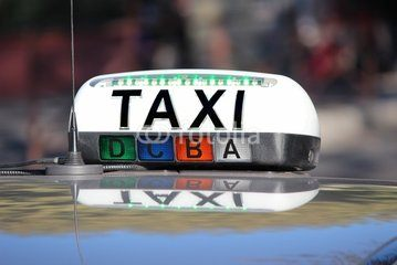 TAXI AEROPORT FIGARI CORSE, Devenir Chauffeur de taxi