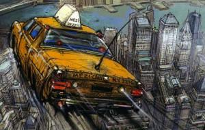 Taxi - Le taxi et le cinéma